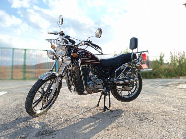 Мотоцикл —» Продам срочна ALMOTO 200cm³