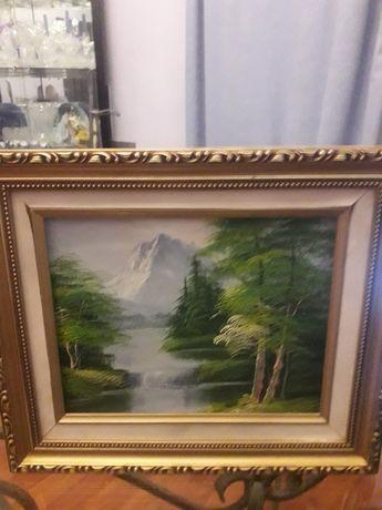Продам картину красками