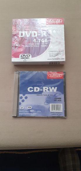 Нови дискове за запис