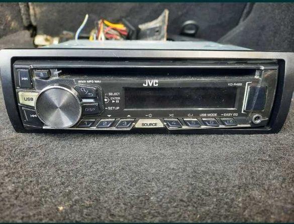 JVC KD-R469-4x50W-CD,USB,Aux