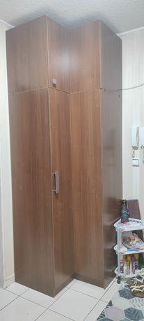 Шкаф угловой в прихожую или на балкон