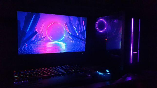 Игровой Компьютер на базе i3 10100f и 1060 3GB