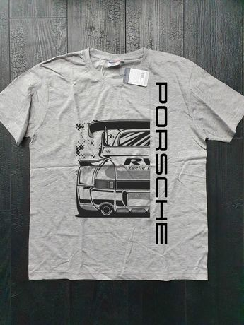 Тениска Porsche 002