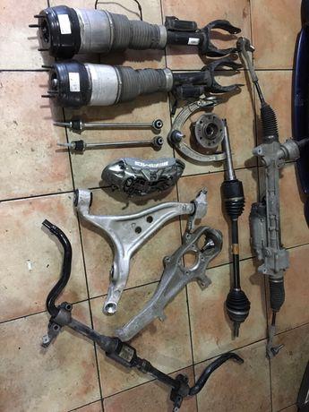 Mecanica -/perna/fuzeta/bascula/etrier/planetară Mercedes ML W166 AMG