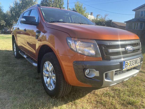 Ford Ranger Wildtrack 4x4