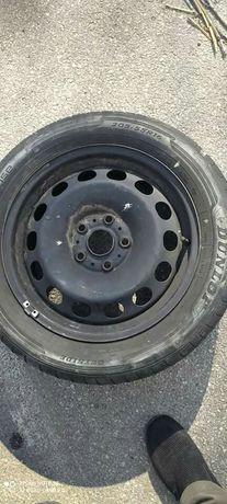 Желязна джанта с гума