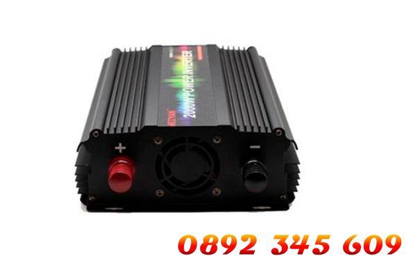 Инвертори на напрежение 12v - 220v - с мощност от 1200w до 2000w