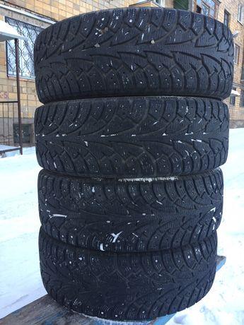 Зимние шиповные шины комплект Hankook