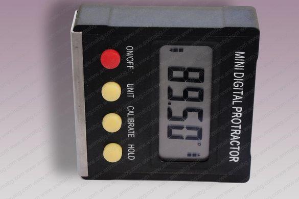ANIMABG Цифров ъгломер с магнит