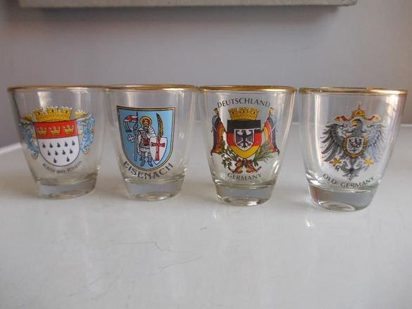 Чаши за ракия-шотове