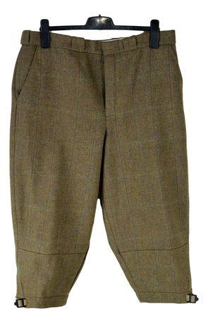 Pantaloni de Vanatoare Roxton Sporting Marimea W36 Verde Carouri XA80