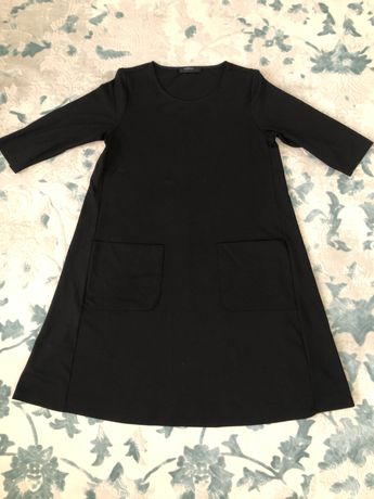 Платье женское теплое