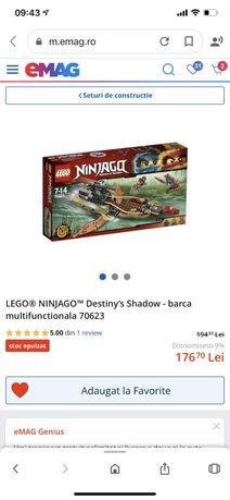 Lego Ninjago barca