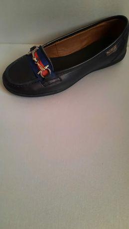 """Туфли на девочку """"PAOLA"""" Испания. Натуральная кожа."""