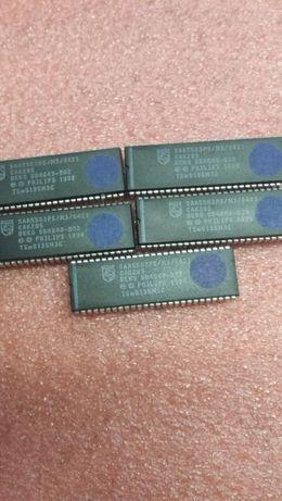 Vand circuit integrat SAA5563PS/M3/0421 CA6295 Noi 5 Buc
