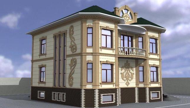 Архитектурные элементы из пенопласта