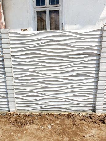 Gard din beton calitate inalta