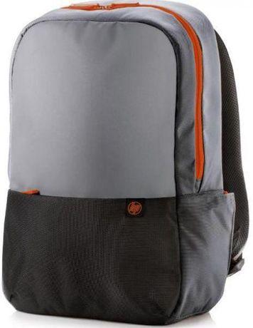 НОВИ! Раница за лаптоп HP 15.6 Duotone Backpack Silver