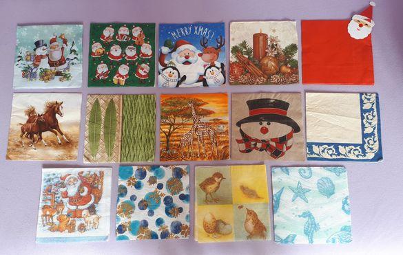 Салфетки за колекция