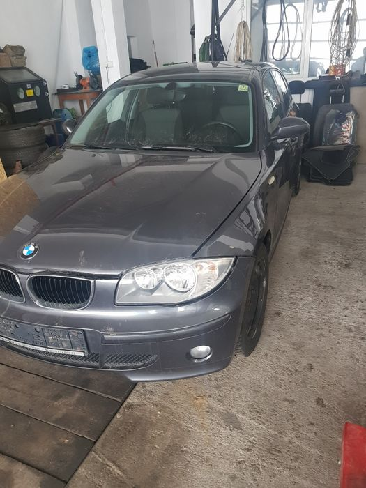 Bezmembram BMW Seria 1  120D  163cp Amati - imagine 1