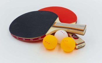 Ракетки для настольного тенниса набор с шариками