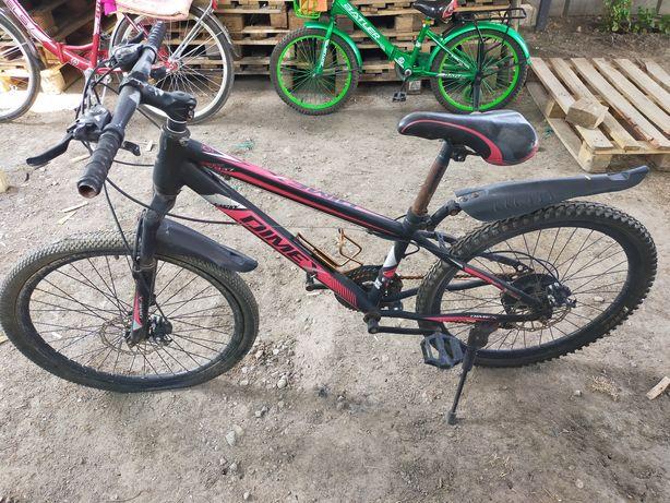 Продам взрослый и детский велосипед бу