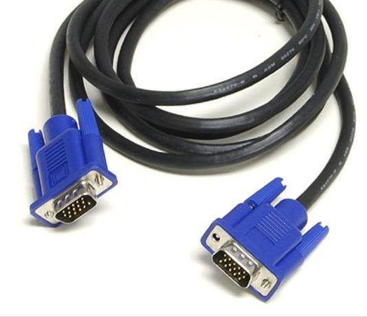 Продам VGA кабель и кабель питание