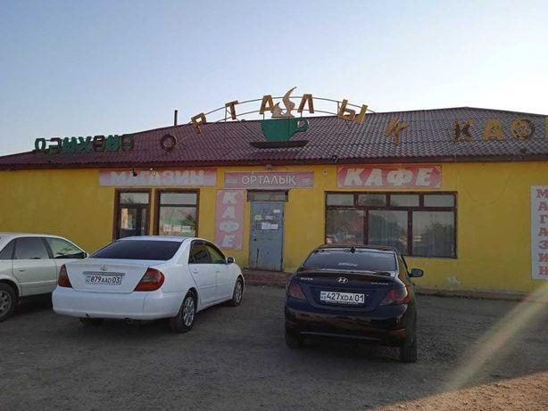 Кафе с.Кенесары Бурабайского района Акмолинской области