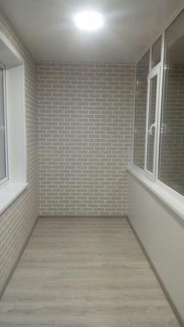 Обшивка остекление балконов и лоджий под ключ!