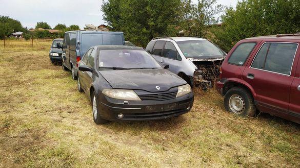 Рено Лагуна 1.9 дци Renault Laguna 1.9 dci