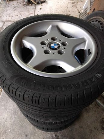 Jante BMW seria 5 225/55 R 16
