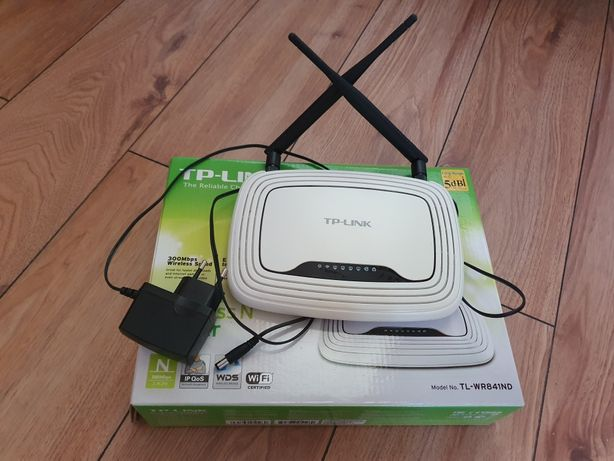 Router wireless TP Link 300 MB