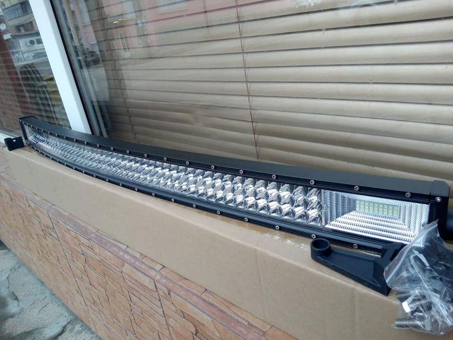 ЛЕД БАР 7D извит 55,85,105 и 125 см - LED BAR