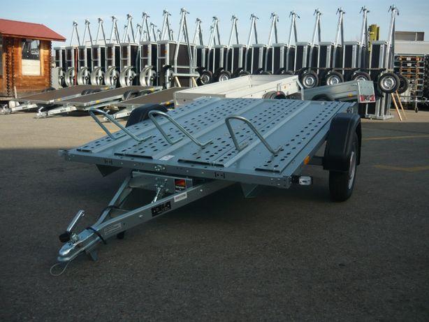 Tractari/transport motocicleta sau ATV pe platforma 80 RON