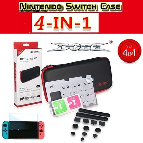 Nintendo Switch 4 IN 1 Piece Protective Accessory Kit