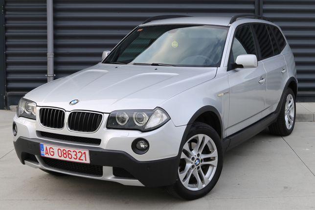 BMW X3 2009 Automat 2.0D 177 CP X-Drive * XENON * Piele * Jante 18