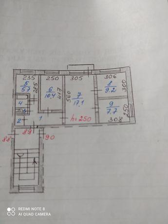 Продаю 4_х квартиру