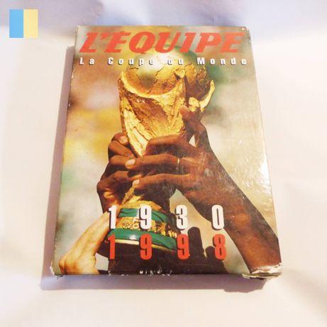 L'Équipe - La Coupe du Monde 1930 - 1998