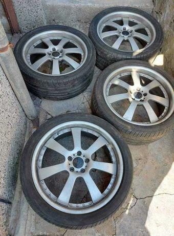 """Джанти с летни гуми 5х112 Audi 20"""""""