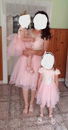 Vând set rochie mamă fiice