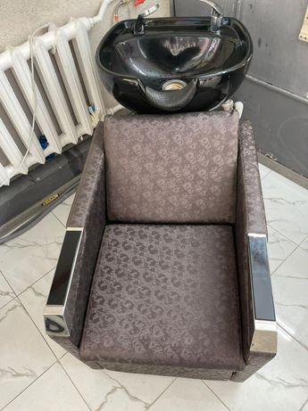 Мойка кресло для салона красоты
