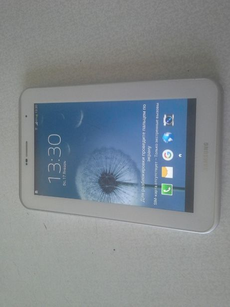 Планшет Samsung Galaxy Tab 2 7.0 P3100 8Gb 3G