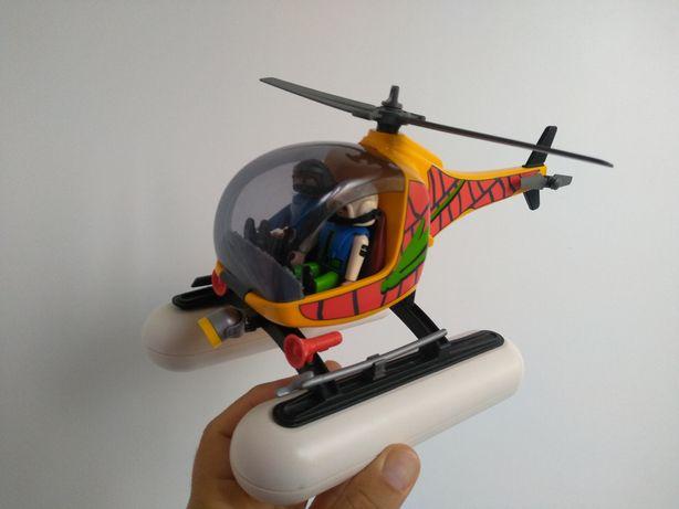 Playmobil Elicopter cu echipaj