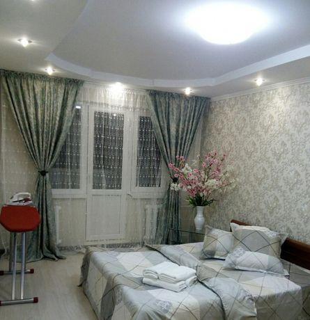 1 комнатная квартира на Толеби Байтурсынова!