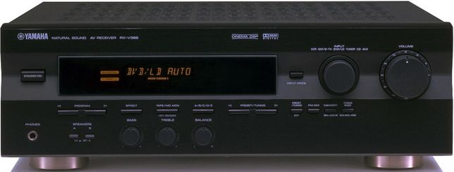 Yamaha RX 396 RDS