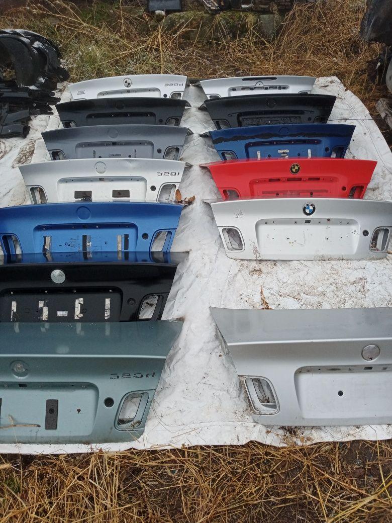 е46 Заден капак за БМВ BMW e46 всички типове седан комби купе кабрио