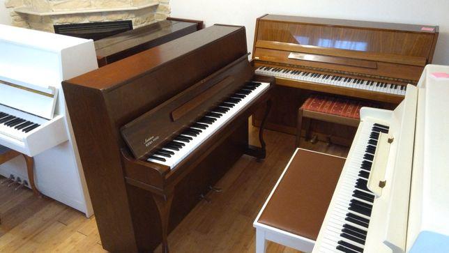 Pianine si piane folosite provenite din Suedia