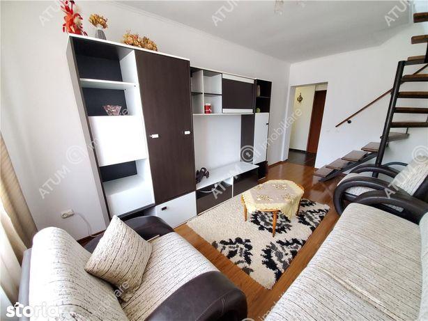 Apartament de vanzare cu 3 camere si 2 bai in Valea Aurie Sibiu