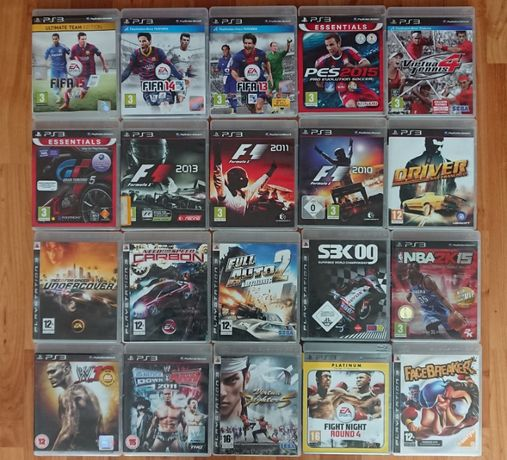 < PS3 Sport > FIFA Gran Turismo NFS Snooker PS Move PlayStation 3
