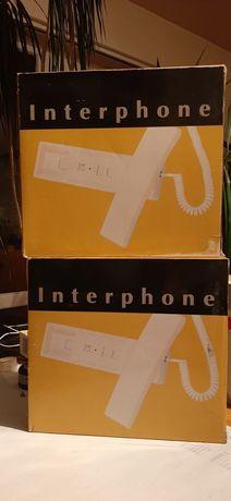 2 posturi Interfon NOI !